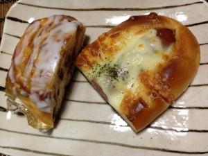 プティシアン シナモン、チーズ