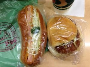 アダチベーカリー 総菜パン