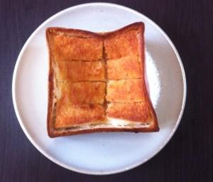 ぱんくらす バタートースト