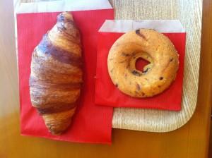 フルセイルコーヒー パン