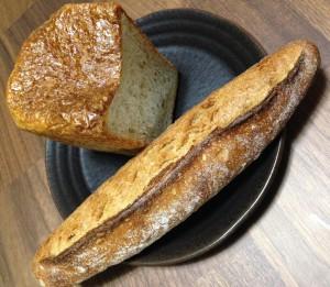 空と麦と パン