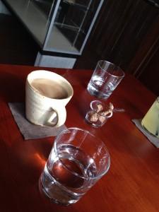 麦家 カフェ
